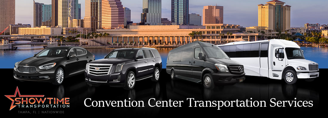 Tampa Convention Center Transportation And Limo Services - Tampa convention center car show