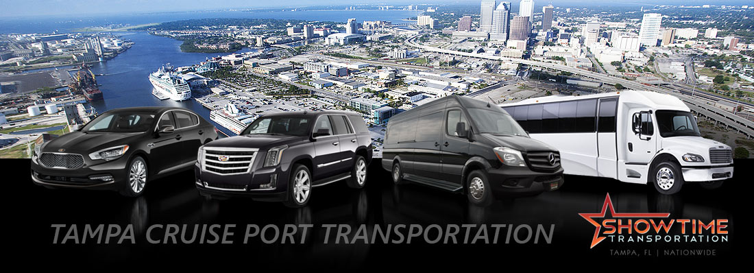 Charming Tampa Cruise Port Limo Transportation Services